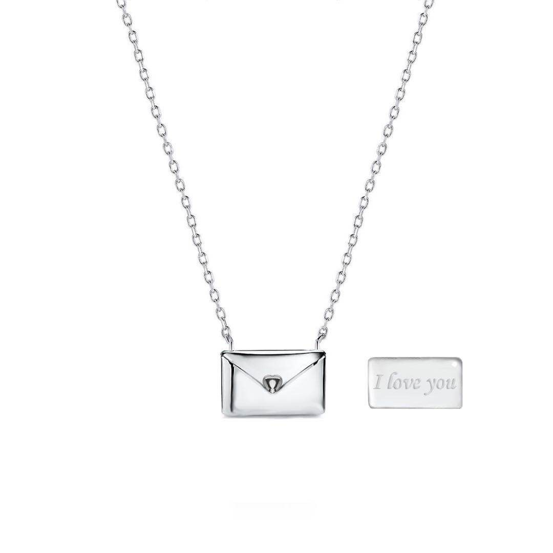 LOVE ENVELOPE NECKLACE